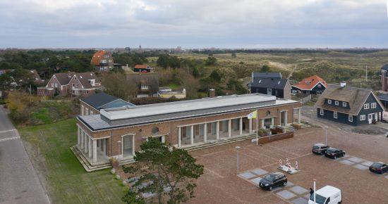 Administratiegebouw – Atlantikwall Centrum